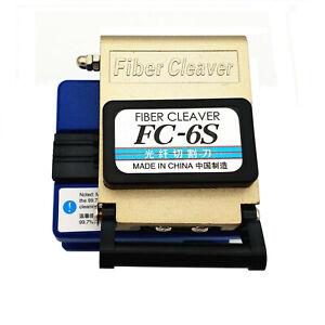 Couperet pour fibre optique Cliveuse fibre optique FC-6S Couperet métallique