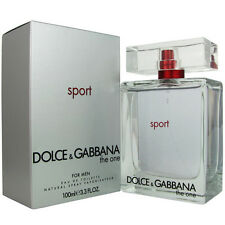 THE ONE SPORT Dolce & Gabbana D&G Cologne Men * 3.3 3.4 oz NIB
