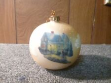 Thomas Kinkade Brushworks Collection Blessing of Christmas