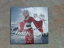 Leaves' Eyes - Vinland Saga ADVANCE PROMO CD RARE
