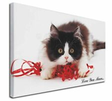 More details for kitten 'love you mum' x-large 30
