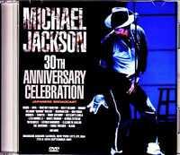 MICHAEL JACKSON 30TH ANNIVERSARY CELEBRATION JPN BROADCAST VER BILLIE JEAN