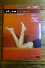 Collant Aristoc Ultra Shine Calze 10 DENARI NUDO S/M
