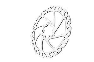 "Hayes V6 Mountain Cyclocross Cycling Bike MTB Disc Brake Rotor 160mm 6"" Silver"