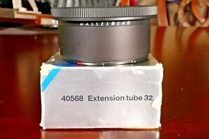 Hasselblad V Extension tube 32. Mint- condition.