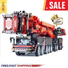 Power Ltm11200 Rc Mobile Crane Construction Liebherr Technic Engine Kits 20920