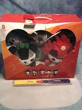2008 Beijing Olympic Mascot Set Original Box