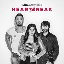 Heart Break - Lady Antebellum (2017, CD NEUF)