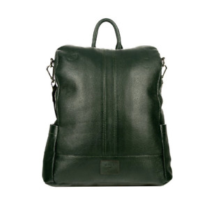 Will Leather Goods Minimalist Backpack GREEN Retail NEW Retail $295