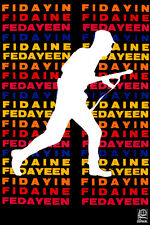 "11x14""Decoration Poster.Room political design art.Arab Fidayeen army.6579"