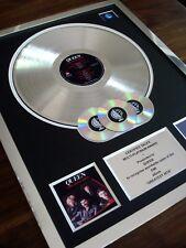 QUEEN GREATEST HITS LP MULTI PLATINUM DISC RECORD AWARD ALBUM
