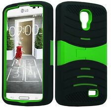 For LG Access LTE L31G L31L L31C / LG F70 D315 UStand Case Phone Cover
