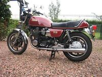 YAMAHA XS1100 COMPLETE DECAL SET 1978 RED MODEL