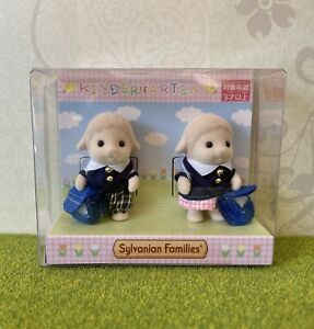 Epoch Sylvanian Family Calico Critters - Baby Sheep Going To Kindergarten