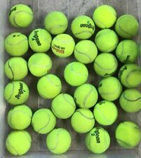 30 Tennis Balls Used For Dogs, Chairs Etc.