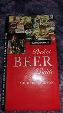 Sainsburys pocket beer guide-michael jackson.