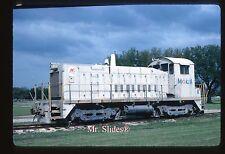 Original Slide Mobil Oil SW8 227 - Nice! - In 1990