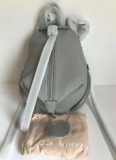 NWT!!Rebecca Minkoff Julian Medium Leather backpack 3 Colors MSRP$245