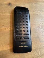Original Fernbedienung Technics EUR642101 für CD Player funktioniert einwandfrei