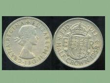 ROYAUME UNI  half crown 1958