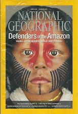 NATIONAL GEOGRAPHIC  January 2014 Defenders of the Amazon Monthly English