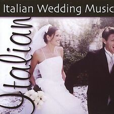 Various Artists : Italian Wedding Music CD