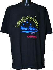 **NEW** Mens Big Size Brooklyn Urban Industries T Shirt - 2XL 3XL 4XL 5XL 6XL