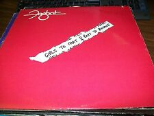 Foghat-Girls To Chat & Boys To Bounce-LP-Bearsville-BRK 3578-Vinyl Record-VG+