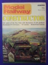 MODEL RAILWAY CONSTRUCTOR - March 1978 vol 45 #527