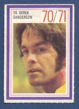 #16 DEREK SANDERSON 70/71 Esso NHL Power Player Boston Bruins