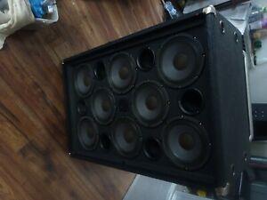 ampeg svt 808 bass cabinet