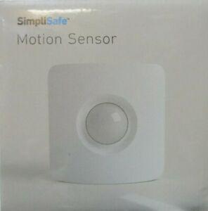 SimpliSafe Motion Sensor - White - New