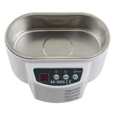 600 ml Mini Ultrasonic Cleaner Bath For Cleaning Jewelry Glasses Circuit Board