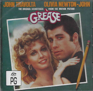 V/a - Grease (The Original Soundtrack From The Motion Picture)  New cd in seal