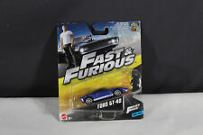 Hot Wheels 1:64 Scale Fast & Furious 8 Ford GT-40 FCN88 32/32 - NEW!