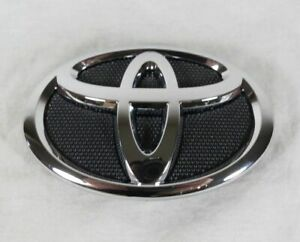 07-09 TOYOTA CAMRY FRONT EMBLEM GRILLE/GRILL CHROME BADGE bumper sign logo