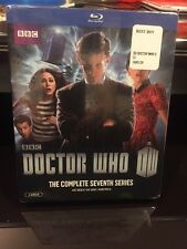 Doctor Who: The Complete Seventh Series (Blu-ray Disc, 4-Disc Set) BRAND NEW