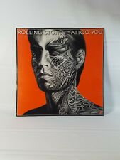 Vintage Rolling Stones Tattoo You Record Album In Store Promo Advertising Board