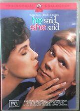 He Said, She Said (DVD, 2003)