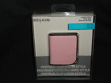 iPod nano 3G, Pink Leather Folio Case for by Belkin