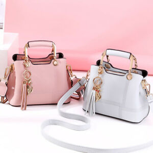 Women Fashion Leather Shoulder Handbag Crossbody Bag Messenger Satchel Tote Lady