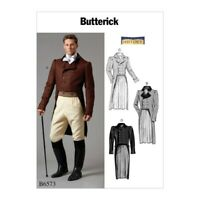 BUTTERICK Femme sewing pattern 5970 Historical Costume Top... Gratuit UK p/&p
