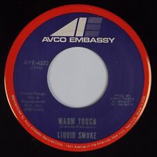 LIQUID SMOKE: I Who Have Nothing / Warm Touch AVCO Funk Psych 45 Hear