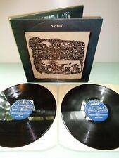 SPIRIT-SPIRIT OF 76...RARE! SUPERB! 1ST UK PRESS N/MINT DOUBLE VINYL LP 1975