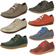 Clarks Suede Casual Shoes for Women