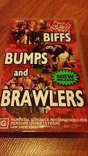 FOOTY'S WILDEST MOMENTS BIFFS BUMPS AND BRAWLERS - AFL  2001 VHS VIDEO