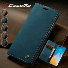 For iPhone 11 Pro SE XS Max X 8 7 Magnetic Luxury Leather Wallet Case Flip Cover