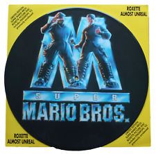 Roxette - Super Mario Bros Movie Soundtrack Limited edition 12 inch picture disc
