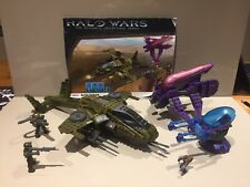 Halo Wars Mega Bloks 96810 Set With All Figures And Instructions