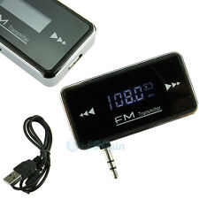 Wireless Bluetooth Car Kit LCD MP3 Player FM Transmitter Modulator USB Charger